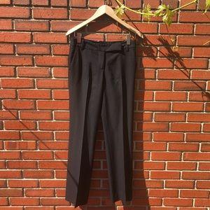 Zara Basic Black Dress Work Pants